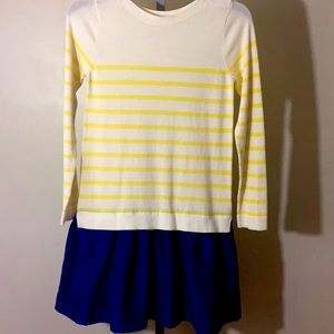 GAP - girl long sleeve dress